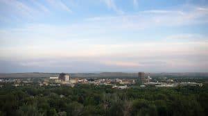 Bozeman Montana Downtown City Skyline North America United States